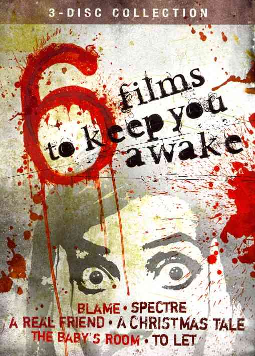 6 FILMS TO KEEP YOU AWAKE (DVD)