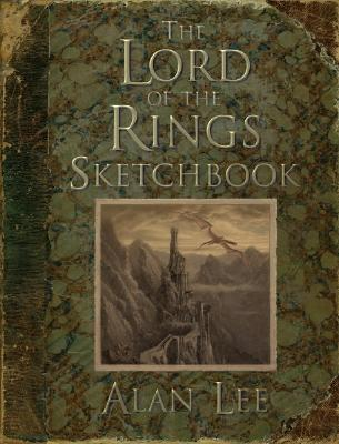 The Lord of the Rings Sketchbook By Lee, Alan